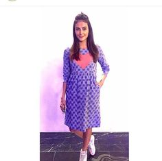 Themakeproject# tunic # day brunch look # Indian fashion