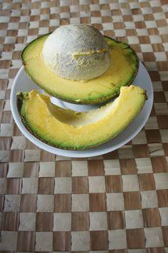 Avocado from the farm    Bulusan, Sorsogon, Philippines