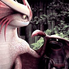 cloudjumper and toothless........best gif out there
