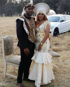 Source by dresses ideas Zulu Traditional Wedding Dresses, Zulu Traditional Attire, South African Traditional Dresses, African Bridal Dress, African Wedding Attire, African Wear Dresses, Xhosa Attire, Mode Wax, African Print Fashion