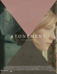 Atonement Poster Redux by Katrina Regino