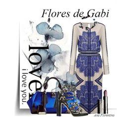FLORES DE GABI by Ana Florentino