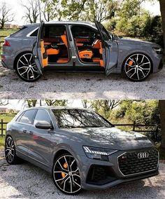 Top Luxury Cars, Luxury Sports Cars, Luxury Suv, Exotic Sports Cars, Audi Quattro, Audi A7, Audi Sport, Sport Cars, Sport Sport