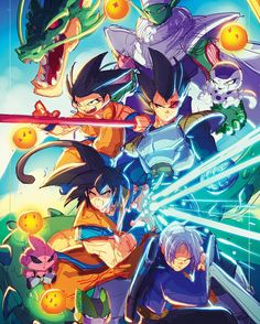 New Wallpaper Alert!! Find the pic on my Pinterest Acct: NoMoreMutants.com  Art by Rob Duenas  #toonami #dbz #goku #supersaiyan #saiyan #dragonballz #vegeta #cartoonnetwork #frieza #cellgames #supersaiyan2 #gohan #piccolo #supersaiyangod #resurrectionf #futuretrunks #cellgames #androidsaga #buu http://ift.tt/1ZKWRkH