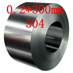 23.40$  Watch here - 0.2*300mm 0.2mm thick,300mm width, authentic 304 stainless steel strip,real SS tape  #shopstyle