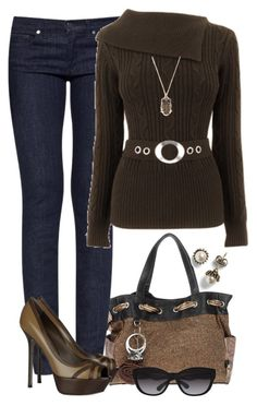"""""""Untitled #294"""" by sherri-leger ❤ liked on Polyvore featuring Lollipops, Tory Burch, Sergio Rossi and Ralph Lauren"""