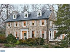 4234 applebutter road stone farmhouse on a beautiful 17 acre estate lot in area bucks county pa estate traditional home office