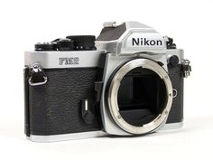 Nikon FM2 Spiegelreflexkamera analoge SLR Body Fotokamera   Mangel Auslöser