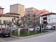 TROTABURGOS / MEDINA DE POMAR  La ciudad del Alcázar y de los Condestables de Castilla  Medina es cuna de casi todas las culturas de la Península