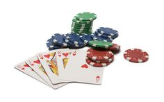 Download Wallpaper Poker Chips und Royal Flush in der Auflösung 1920 ...