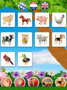 Woordjes-app voor Fries, Engels en Nederlands | Thuis in onderwijs Homeschooling, Fries, Apps, App, Homeschool, Appliques