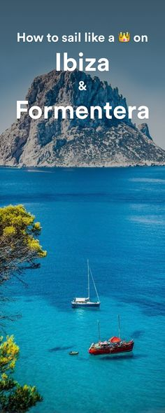 Interested to know how to sail around the Mediterranean and make it affordable? Read here: http://crazzzytravel.com/sailing-vacations-ibiza-formentera/