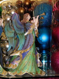 The Magic Faraway Tree Purple Christmas, Christmas Makes, Christmas Angels, Christmas Art, Beautiful Christmas, The Magic Faraway Tree, I Believe In Angels, Angels Among Us, Guardian Angels