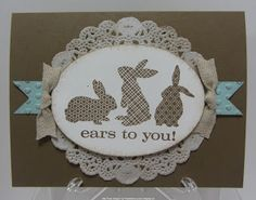 Stamps, Paper, Ink Create!: Search results for Ears to you