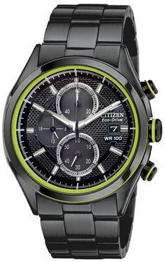 CA0435-51E - Authorized Citizen watch dealer - MENS Citizen HTM2.0, Citizen watch, Citizen watches