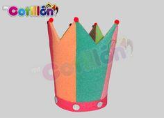 La corona Mr. Cotillón