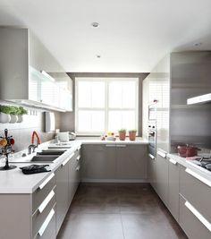 9 Fascinating Ideas For Practical U Shaped Kitchen. Neue WegeNeue Küche ...