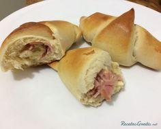 Cachitos venezolanos #Recetas #RecetasFáciles #Desayuno #Breakfast #Pan…