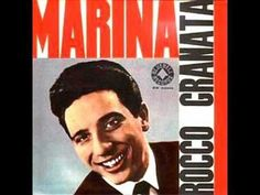 """Learn Italian with music: """"Marina"""" by Rocco Granata - Easy Learn Italian 70s Songs, Music Songs, Music Videos, Dance All Day, Soul Songs, Record Players, Live Laugh Love, Popular Music, Music Publishing"""