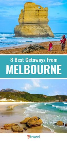 Planning to visit Melbourne Australia and looking for places to visit places near Melbourne? Here are 8 fantastic getaways from Melbourne. to Italy in Travel ? The Top 15 Places You Should Visit in Italy Visit Australia, Melbourne Australia, Australia Travel, Travel The World Quotes, Travel Around The World, Travel Quotes, Best Beaches To Visit, Cool Places To Visit, Visit Melbourne