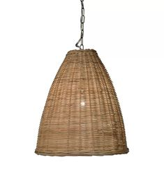 Maximum distance between ceiling and lamp 26 inches. Rattan Light Fixture, Wicker Pendant Light, Light Fixtures, Globe Pendant, Pendant Lamp, Pendant Lighting, Ceiling Lamp, Ceiling Lights, Basket Lighting
