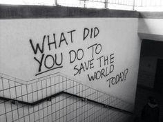 Buena pregunta.... si no lo haz hecho aún estas a tiempo!