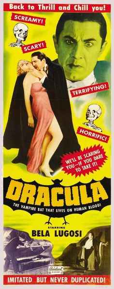 A3 Posters Vintage Film Cinema Prints CLASSIC HORROR SCARY THRILLER MOVIES A4