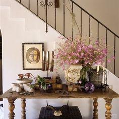 Entry Table. #interiordesign #entry