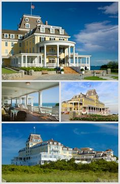 Ocean House Hotel in Watch Hill, Rhode Island