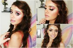 Fairy | Halloween Tutorial! ♥ (Makeup, Hair & Outfit)