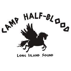 camp half blood logo images | andyhex › Portfolio › Camp Half Blood: Full camp logo