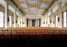 Ruhe im Auditorium!