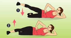 12 easy fat-reducing moves to do in bed – Holistic Life Challenge