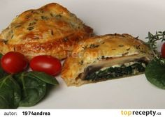 "Žampiony "" Wellington"" recept - TopRecepty.cz"