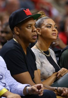 Beyonce Knowles & Shawn Carter