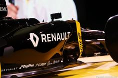 RENAULT F1 PRESENTAZIONE 2016, The Renault Sport Formula One Team car livery. 03.02.2016.