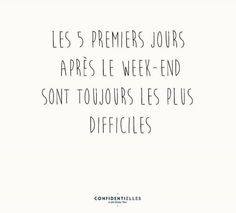 #bemantra Bonne semaine !