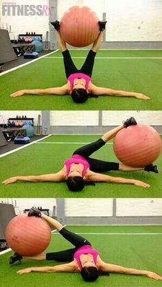 Great abs workout!