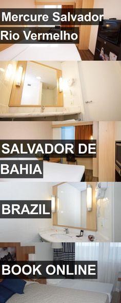 Hotel Mercure Salvador Rio Vermelho in Salvador de Bahia, Brazil. For more information, photos, reviews and best prices please follow the link. #Brazil #SalvadordeBahia #travel #vacation #hotel