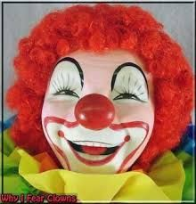 This clown doll or the person