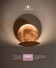 ARCHITECT@WORK / Milan, Italy / 19-20 Novermber 2014, Fiera Milano Congressi / Stand 92