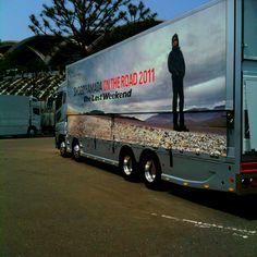 "Shogo Hamada  concert tour On The Road 2011  ""The Last Weekend"" In Fukuoka"