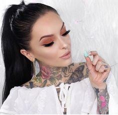 Belle Jorden #makeup
