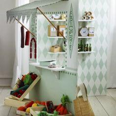 DIY : de petites marchandes pour les filles http://amzn.to/2nK8lcv