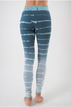 The ultimate tie dye legging by Jala Clothing. Rock them today >> http://evolvefitwear.com/crystal-legging/