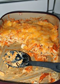Susan Recipe: CHICKEN CASSEROLE WITH DORITO !!!