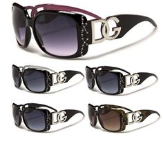 DG DIAMANTE DESIGNER LADIES WOMENS GIRLS OVERSIZE SUNGLASSES