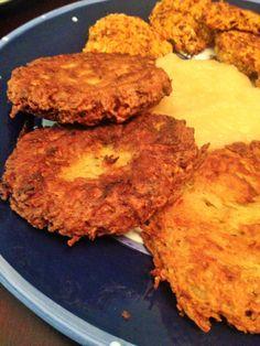 WIAW - Whole Foods and Hanukkah - The Cookie ChRUNicles #latkes #Hanukkah #apples