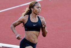 Sanya Richards-Ross - Fort Lauderdale Olympian, London 2012