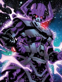 Galactus | Universo Ultimate